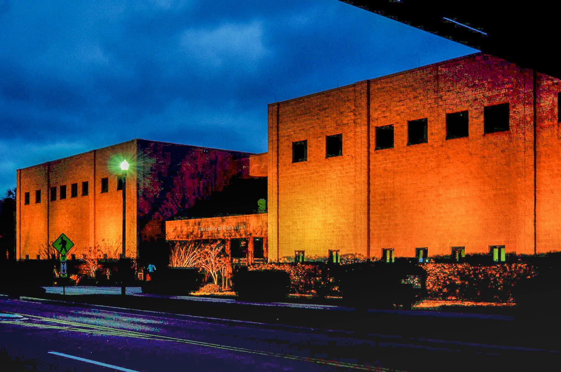 Lake County Detention Center - Tavares Jail