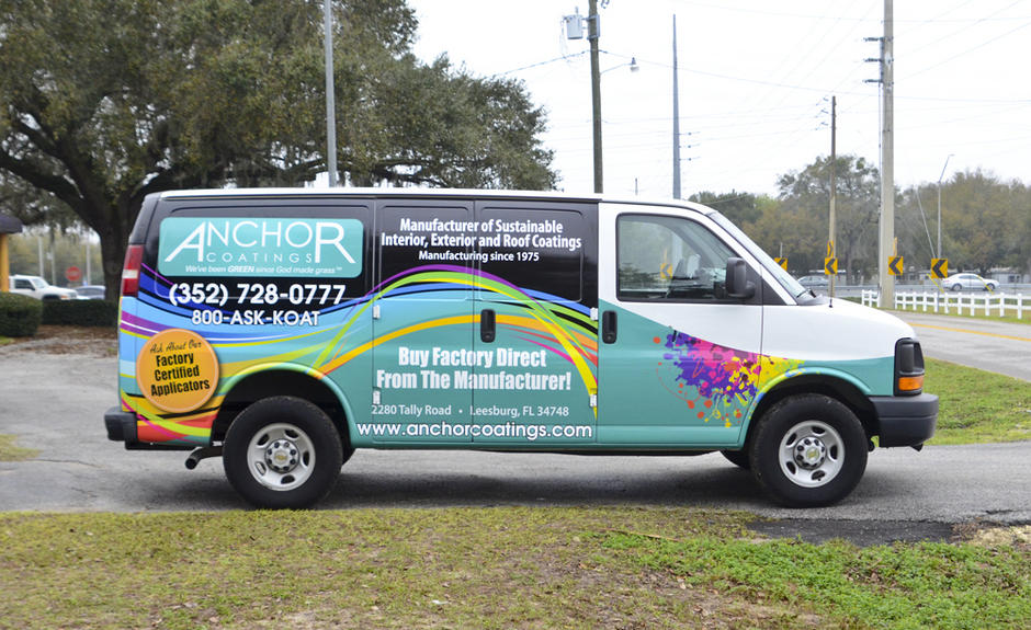 Anchor Coatings VAN