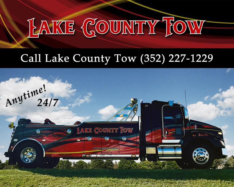 LAKE COUNTY TOW