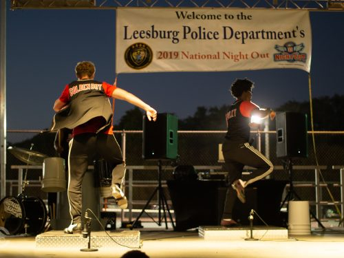Leesburg Police National Night Out Event Photos